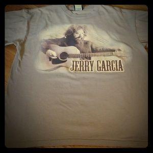 Jerry Garcia Grateful Dead Liquid Blue shirt